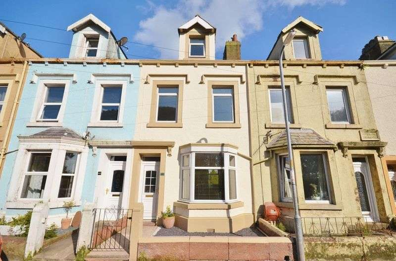 3 Bedrooms Terraced House for sale in East Road, Egremont