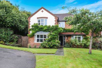 4 Bedrooms Detached House for sale in Trem Nant Eirias, Colwyn Bay, Conwy, LL29