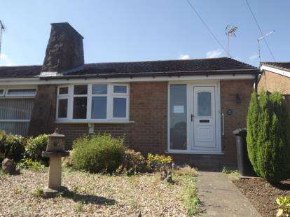 2 Bedrooms Bungalow for sale in Shannon Close, Sunnyhill, Derby, Derbyshire