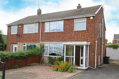 3 Bedrooms Semi Detached House for sale in Orgreave Rise, Sheffield, South Yorkshire