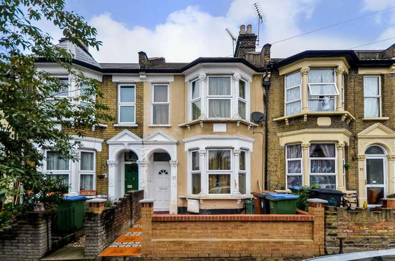 3 Bedrooms House for sale in Grove Road, Walthamstow Village, E17