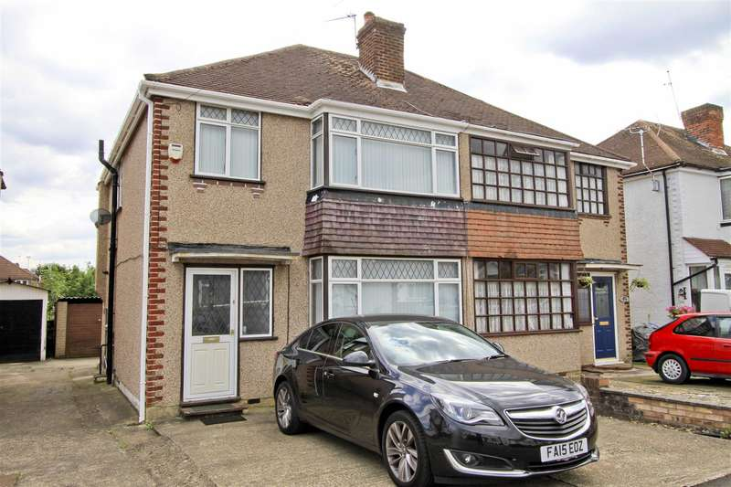3 Bedrooms Property for sale in Crosier Way, Ruislip