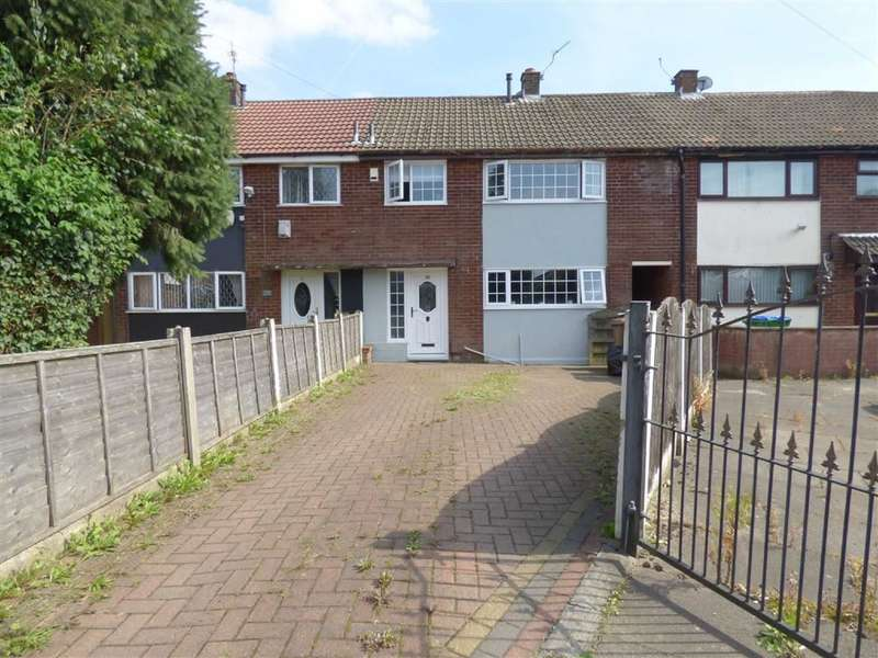 3 Bedrooms Property for sale in Lawson Close, Middleton, Manchester, M24