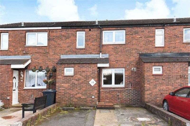 3 Bedrooms Terraced House for sale in Arnold Road, Northolt