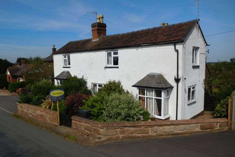 4 Bedrooms Detached House for sale in Wistanswick, Market Drayton