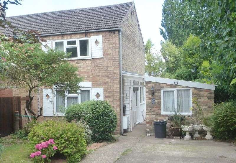2 Bedrooms Semi Detached House for sale in Finsbury Street, Alford