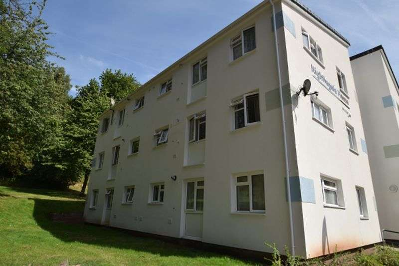 1 Bedroom Flat for sale in Nightingale House, Pontnewydd, CWMBRAN, Torfaen