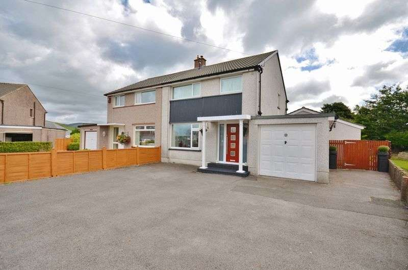 3 Bedrooms Semi Detached House for sale in Red Beck Park, Cleator Moor