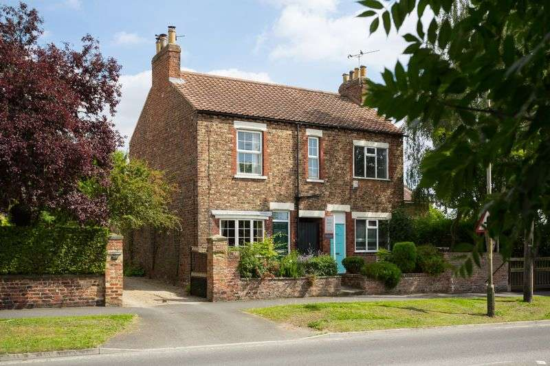2 Bedrooms Semi Detached House for sale in Main Street, York
