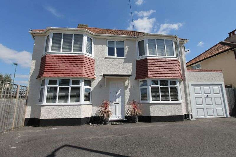 3 Bedrooms Semi Detached House for sale in Brookside Crescent, Worcester Park