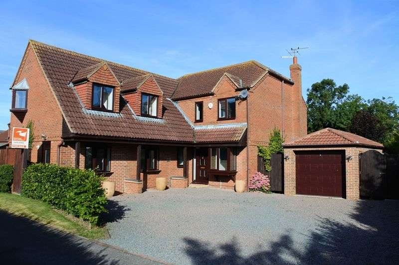 5 Bedrooms Detached House for sale in Lambert Road, Allington, Grantham
