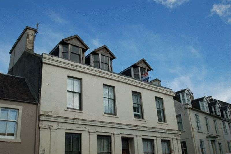 2 Bedrooms Flat for sale in North Vennel, Lanark