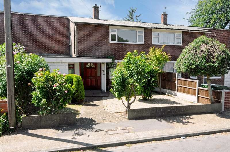3 Bedrooms Terraced House for sale in Longmead Road, Thames Ditton, Surrey, KT7