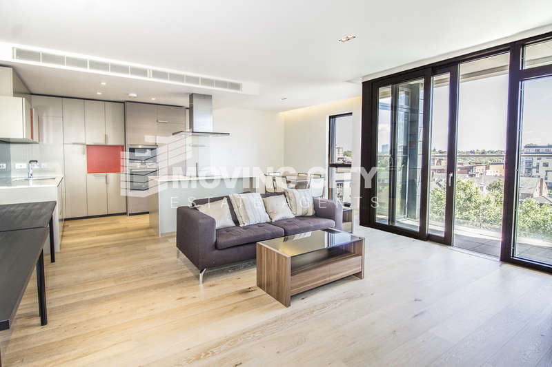 2 Bedrooms Flat for sale in ArtHouse, 1 York Way, Kings Cross