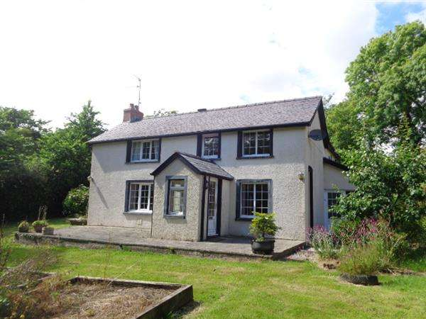 4 Bedrooms Detached House for sale in Rectory Lodge, Cosheston