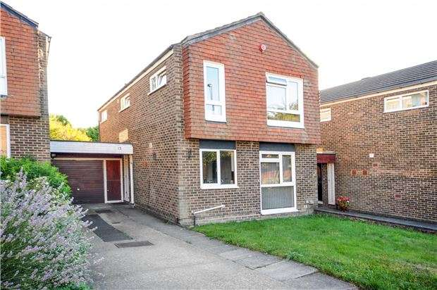 4 Bedrooms Detached House for sale in Ashcroft Rise, COULSDON, Surrey, CR5 2SS