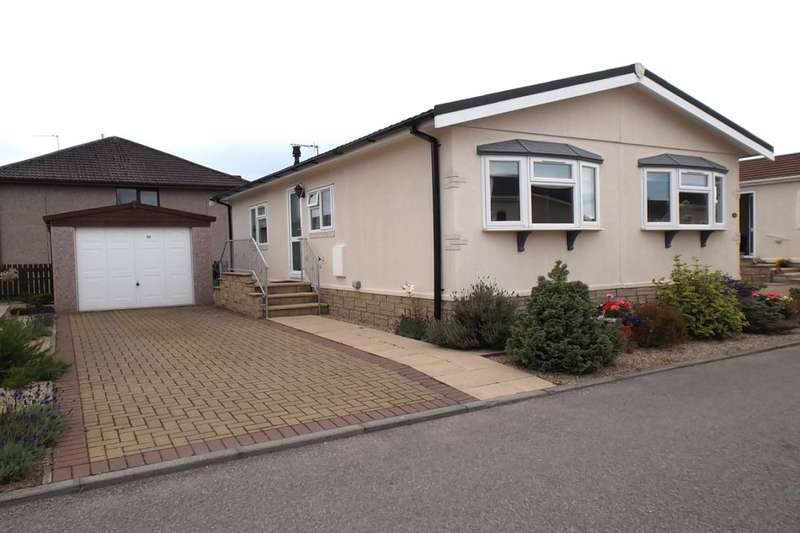 2 Bedrooms Detached Bungalow for sale in Ashgrove Park, Elgin, IV30