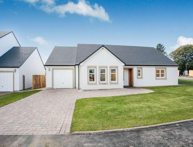 3 Bedrooms Detached Bungalow for sale in Ottersburn Way, Crocketford, Dumfries, DG2