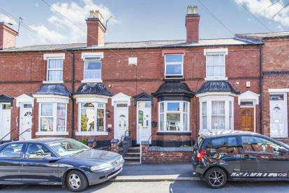 3 Bedrooms Terraced House for sale in Franchise Street, Kidderminster, Worcestershire