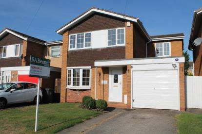 5 Bedrooms Detached House for sale in Talbot Road, Stratford-upon-Avon, Warwickshire