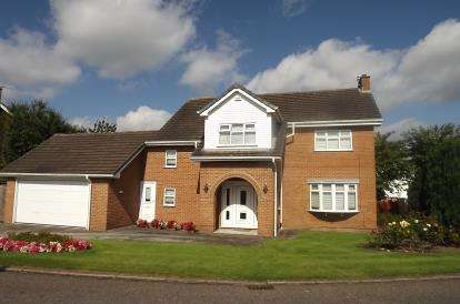 4 Bedrooms Detached House for sale in Swinley Chase, Wilmslow, Cheshire