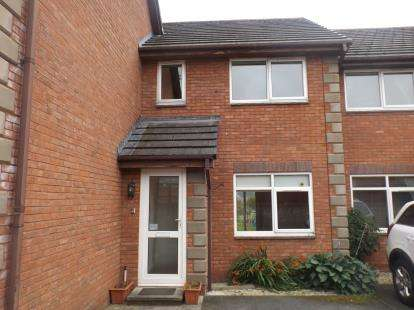 2 Bedrooms Terraced House for sale in Morris Close, Penrhyn Bay, Llandudno, Conwy, LL30