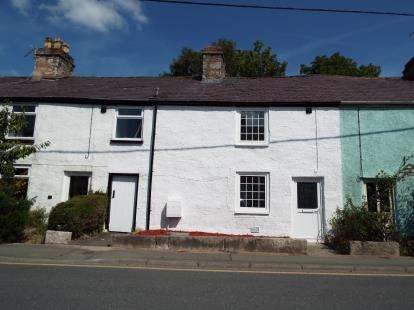 2 Bedrooms Terraced House for sale in Borthyn, Ruthin, Denbighshire, LL15