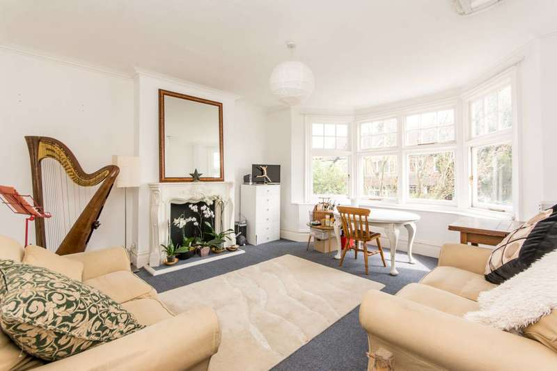 3 Bedrooms Maisonette Flat for sale in Stanhope Avenue, Finchley, N3