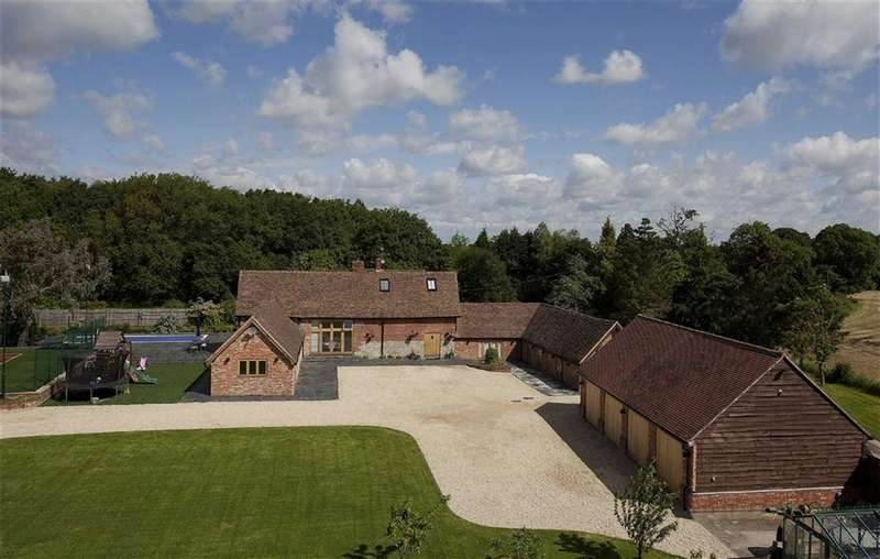 5 Bedrooms Property for sale in Birmingham Road, Wroxall, Warwick, CV35