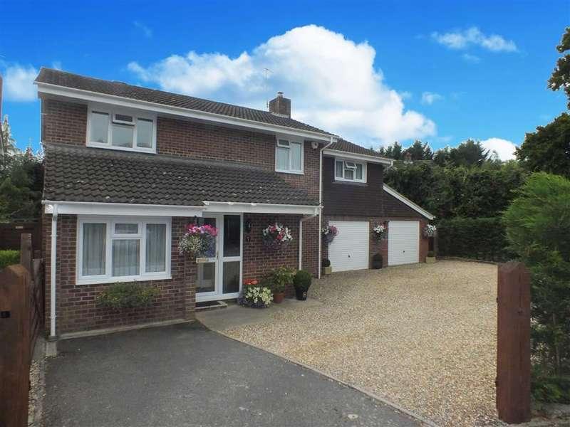 4 Bedrooms Property for sale in The Beeches, Trowbridge, Wiltshire, BA14