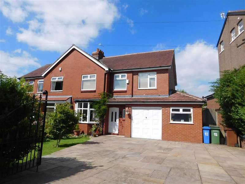 4 Bedrooms Property for sale in Cross Lane, Marple, Stockport