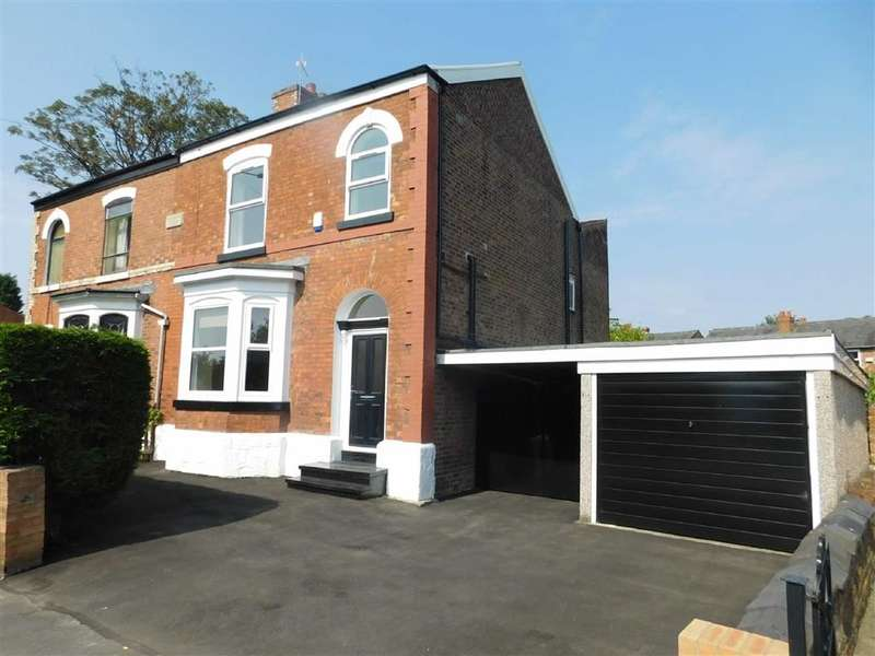 3 Bedrooms Property for sale in Stockport Road, Cheadle Heath, Stockport