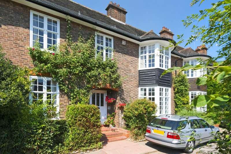 4 Bedrooms House for sale in Hampstead Way, Hampstead Garden Suburb