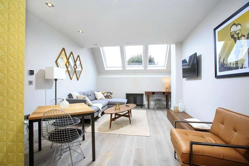 1 Bedroom Flat for sale in Dunstable road, Richmond