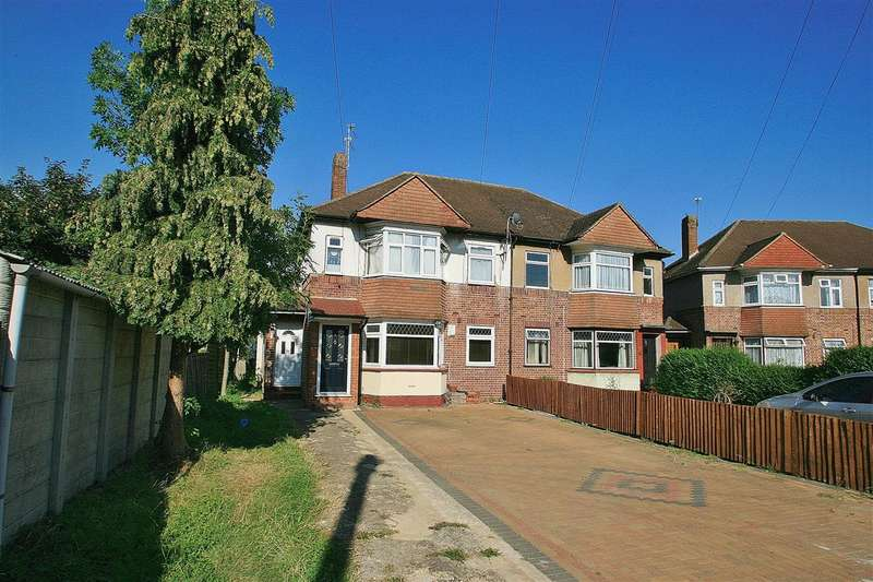 3 Bedrooms Maisonette Flat for sale in NORTH HAYES