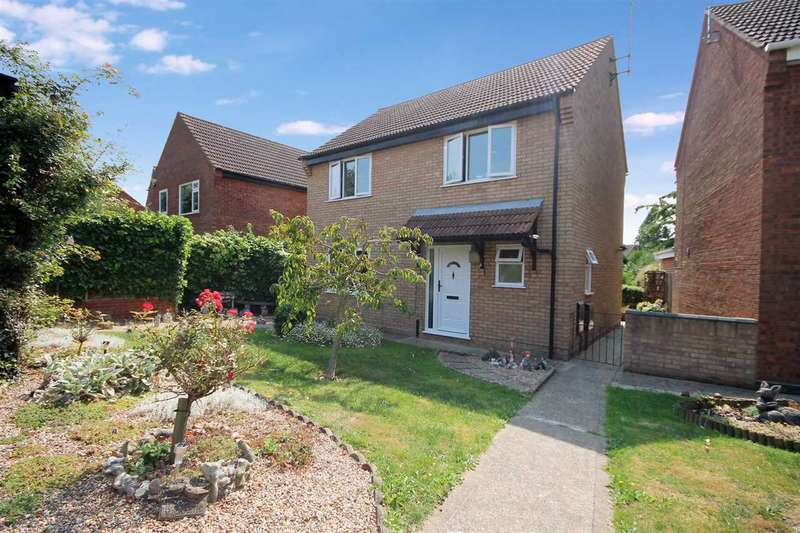 4 Bedrooms Detached House for sale in Knutsford Close, Ipswich
