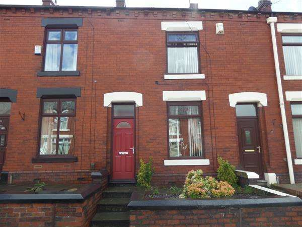 2 Bedrooms Terraced House for sale in Denton Lane, Oldham