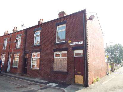 2 Bedrooms End Of Terrace House for sale in Rawsthorne Street, Halliwell, Bolton, Greater Manchester, BL1