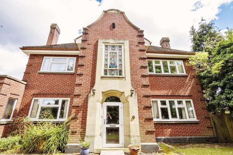 4 Bedrooms Detached House for sale in Rangemore, LEAMINGTON ROAD CV3