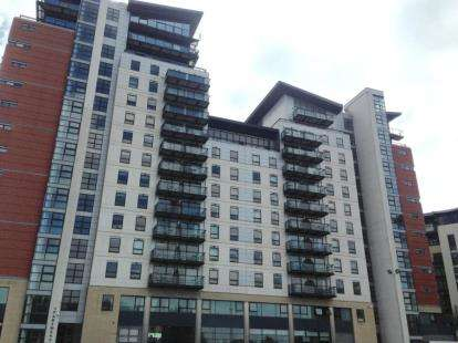 2 Bedrooms Flat for sale in Whitehall Waterfront, 2 Riverside Way, Leeds, West Yorkshire