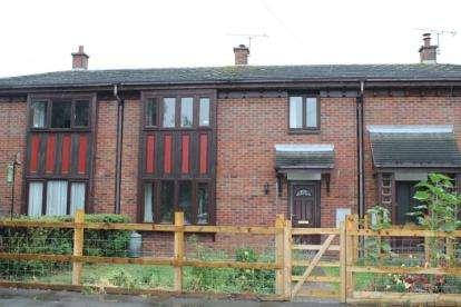 3 Bedrooms Terraced House for sale in Stileman Close, Lower Quinton, Stratford-Upon-Avon