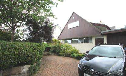 4 Bedrooms Detached House for sale in Old Coach Road, The Village, East Kilbride, South Lanarkshire
