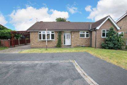 3 Bedrooms Bungalow for sale in Poplar Close, Branton, Doncaster, South Yorkshire