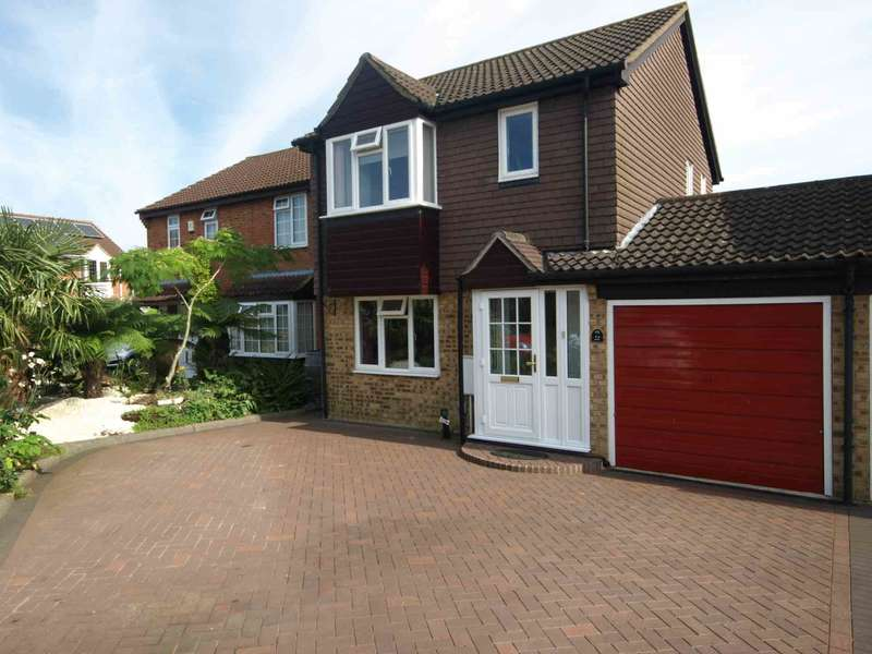 3 Bedrooms Detached House for sale in 22 Waveney Close, Bicester