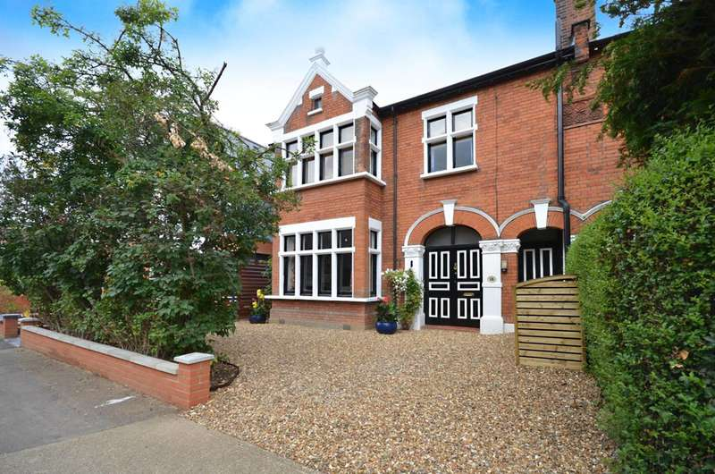 5 Bedrooms House for sale in Sandal Road, New Malden, KT3