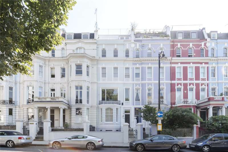 4 Bedrooms Flat for sale in Colville Terrace, London, W11