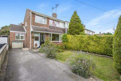 4 Bedrooms Semi Detached House for sale in Olive Way, Harrogate, North Yorkshire, Harrogate