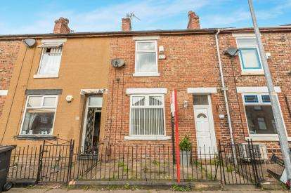 2 Bedrooms Terraced House for sale in Scotta Road, Eccles, Manchester, Greater Manchester