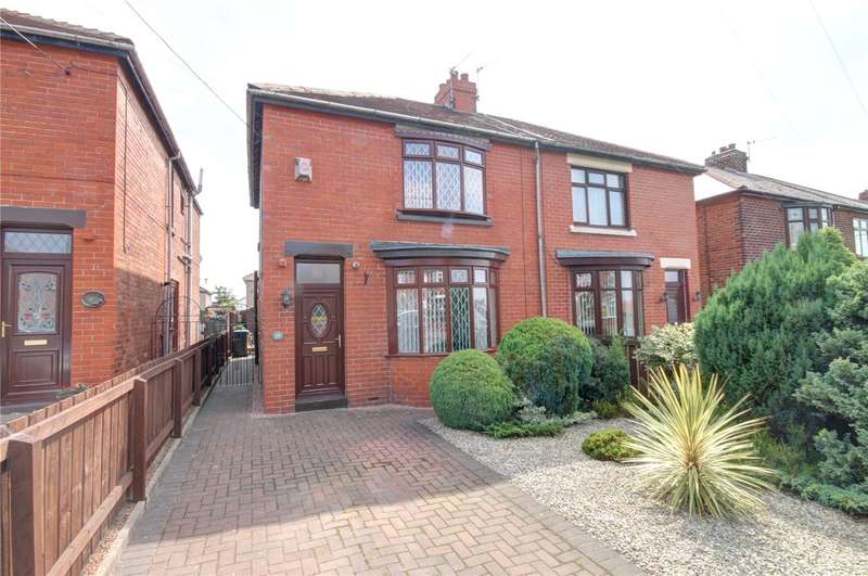 3 Bedrooms Semi Detached House for sale in The Avenue, Coxhoe, Durham, DH6