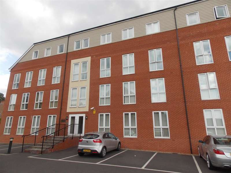 2 Bedrooms Property for sale in Rowe Court, Acton Road, Long Eaton